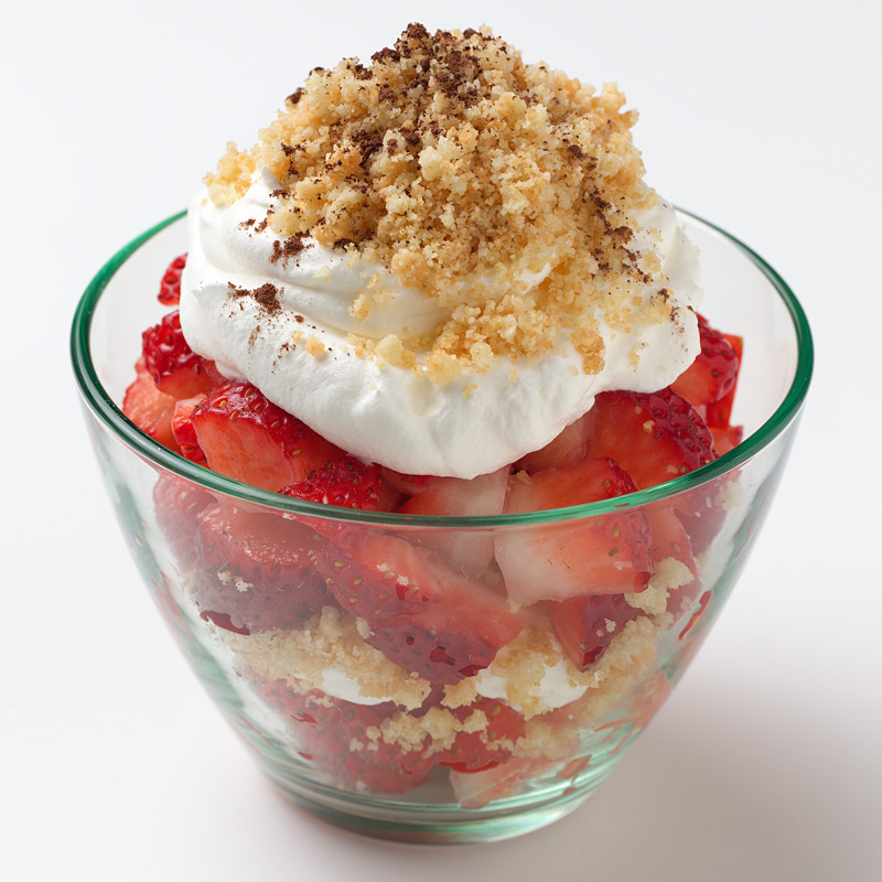 Photo of Strawberry Shortcake Parfait by WW