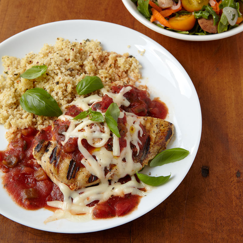 Photo of Chicken Parmesan. by WW