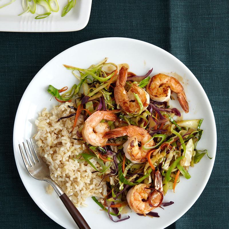 Photo of Shrimp Stir-Fry by WW