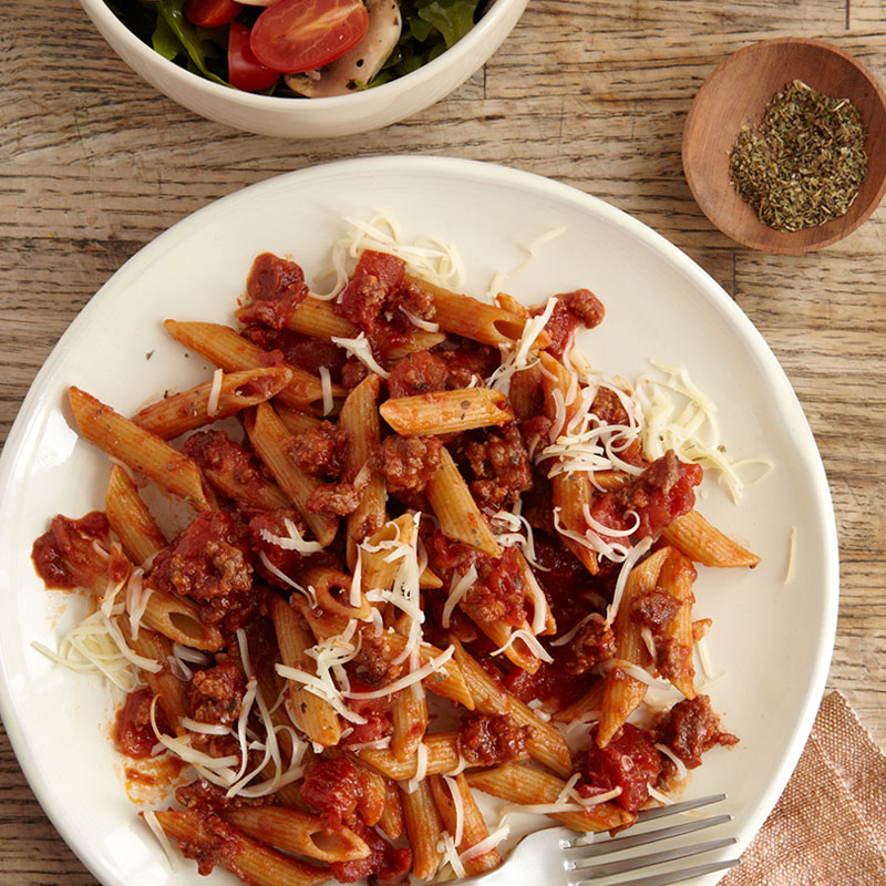 Photo of Pasta with Meat Sauce by WW