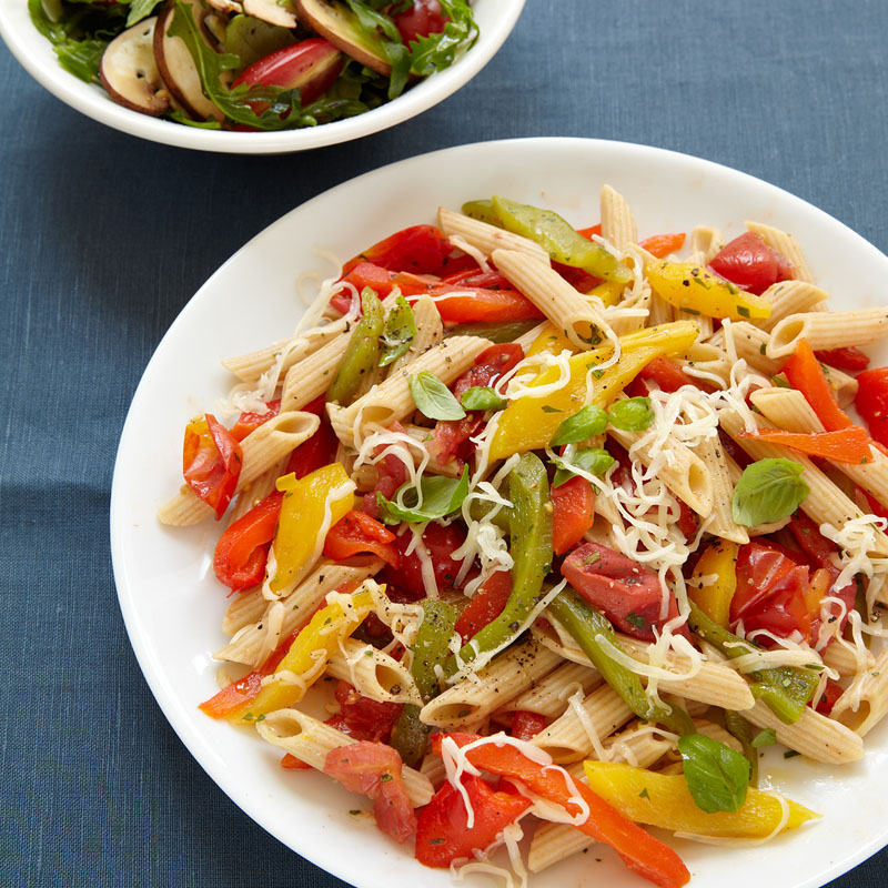 Photo of Pasta Primavera with Side Salad by WW