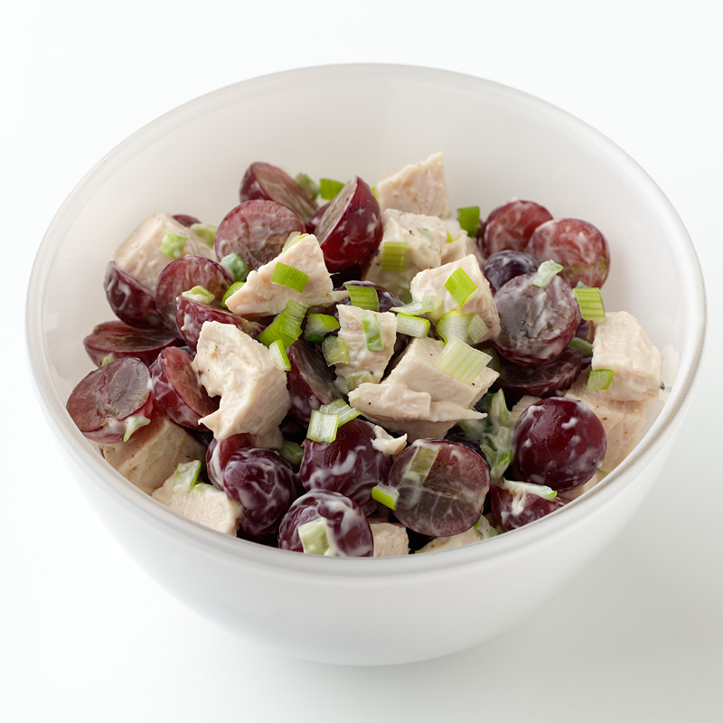 Photo of Roasted Turkey and Grape Salad  by WW