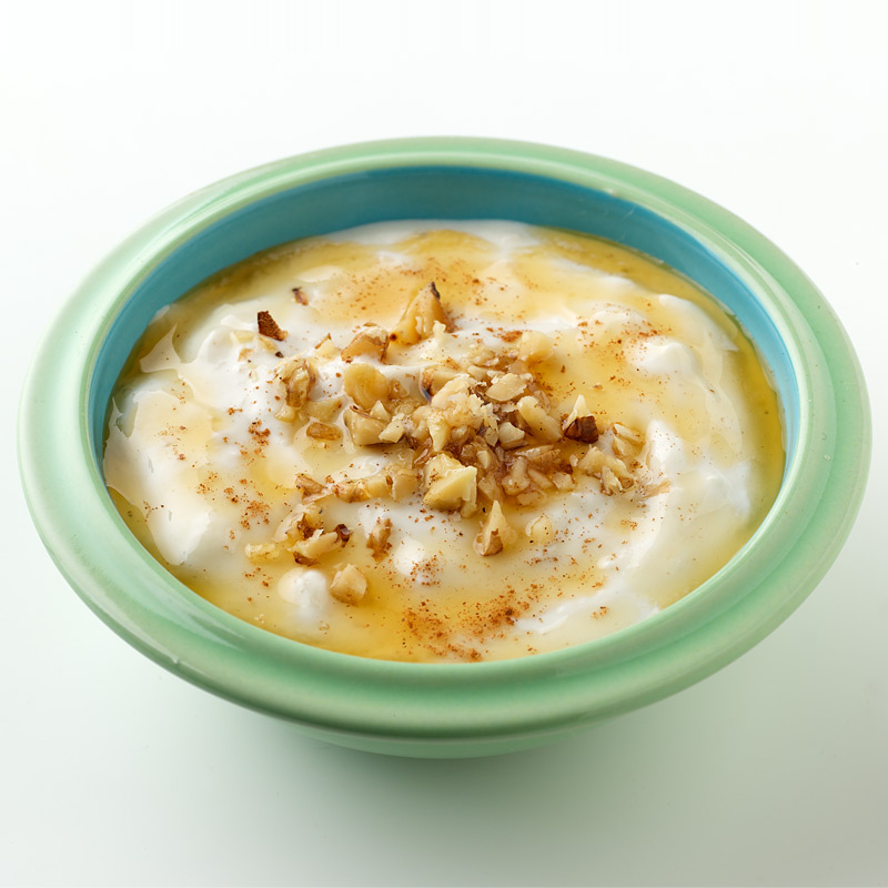 Photo of Banana–Walnut Maple Yogurt  by WW