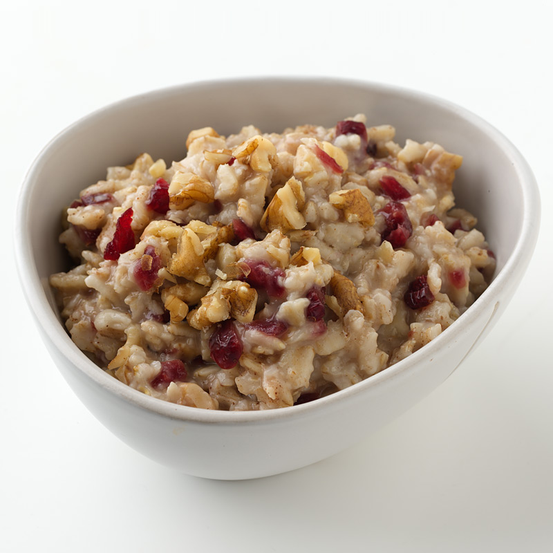 Photo of Cranberry-Walnut Oatmeal by WW