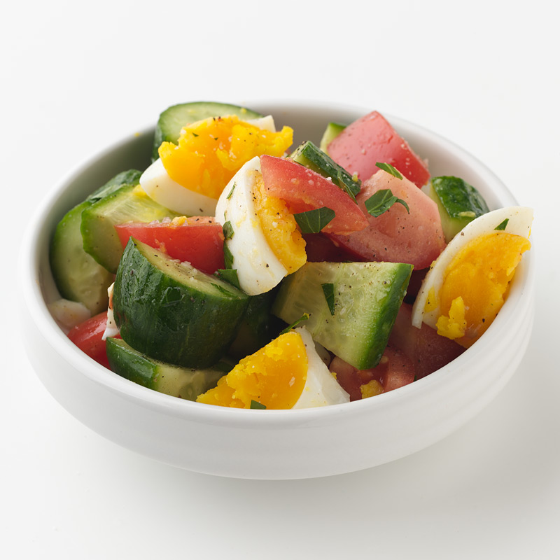Photo of Easy Chopped Salad by WW