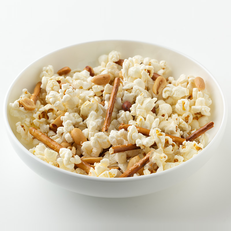 Photo of Easy Popcorn Snack Mix  by WW