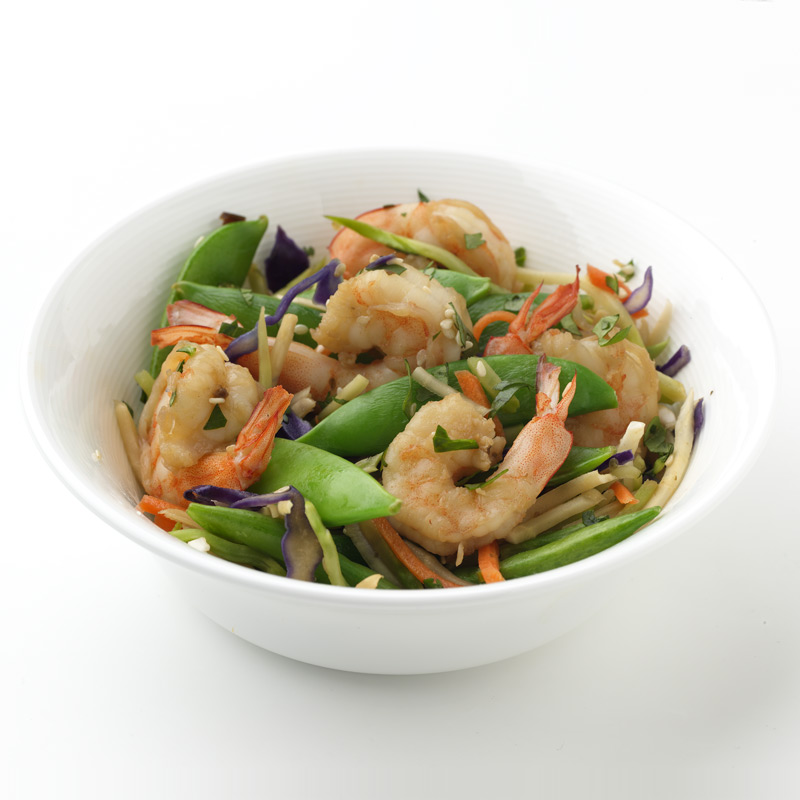 Photo of Easy Shrimp Stir-Fry  by WW
