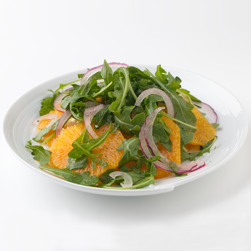 Photo of Arugula and Orange Salad by WW