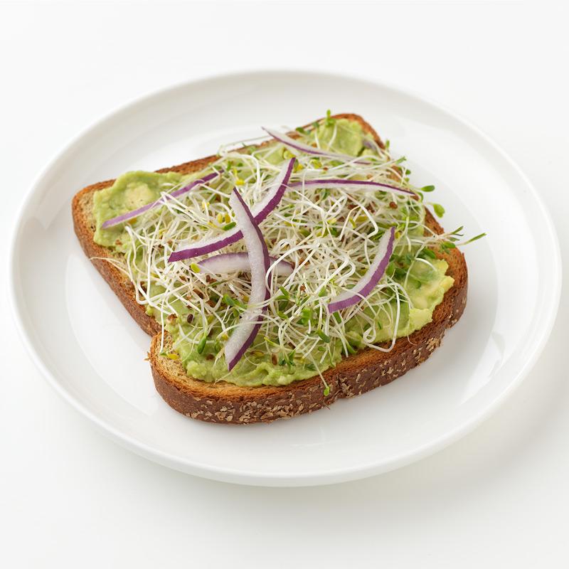 Photo of Avocado and Veggie Sandwich by WW