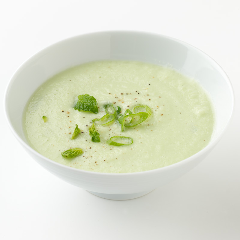 Photo of Cucumber Soup by WW