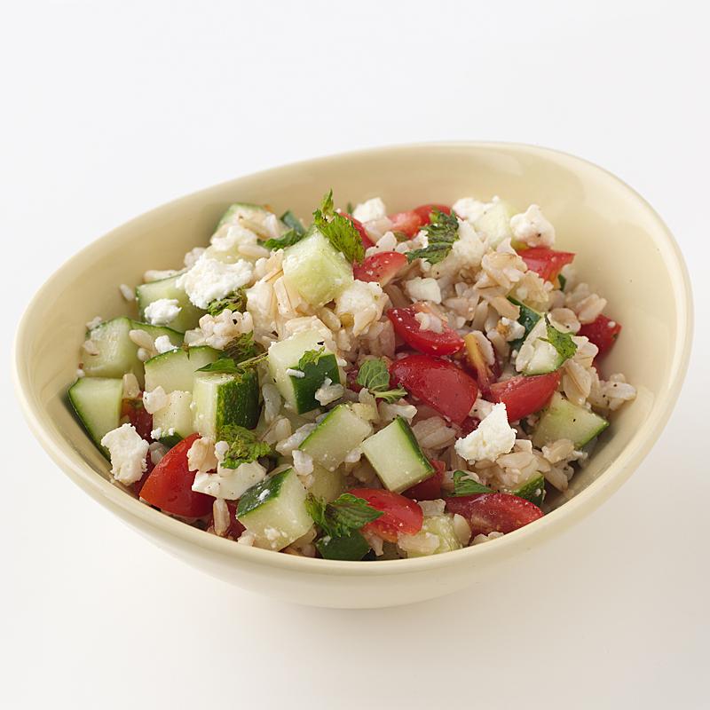 Photo of Greek Rice Salad by WW