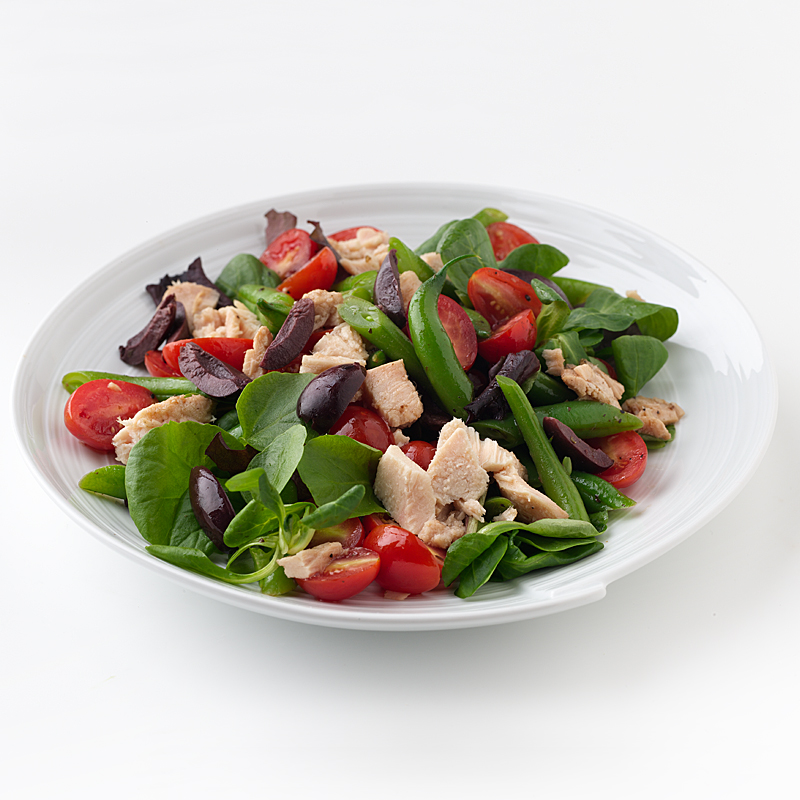 Photo of Quick Nicoise Salad  by WW