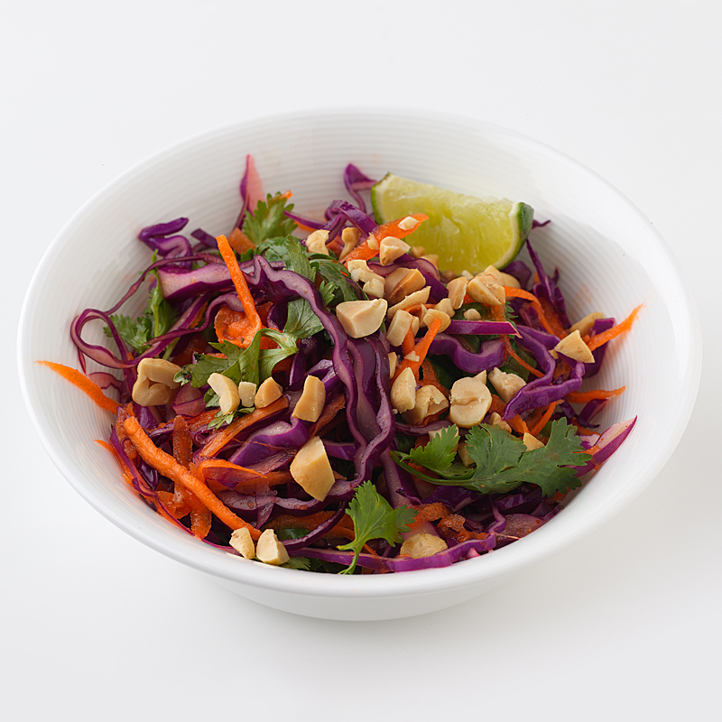 Photo of Spicy Thai Cabbage Salad by WW