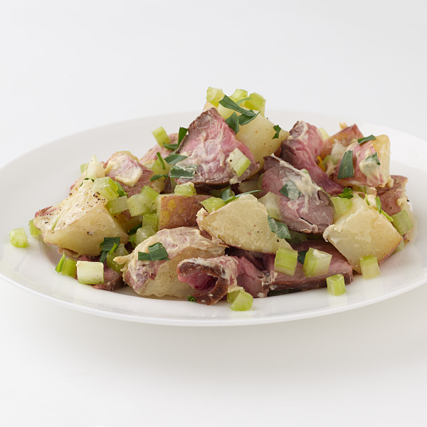 Photo of Warm Steak and Potato Salad by WW