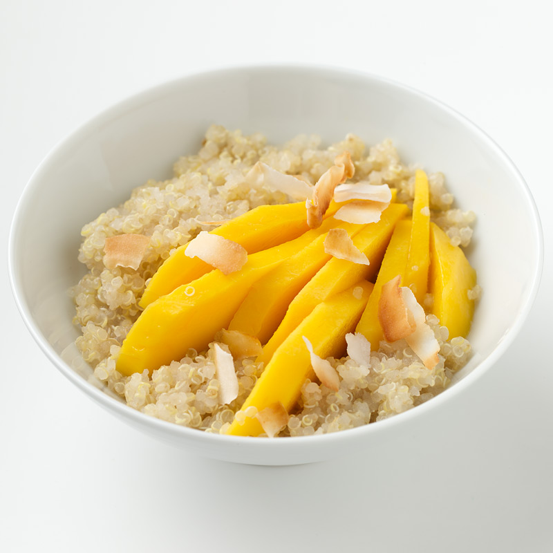 Photo of Coconut-Quinoa with Mango by WW