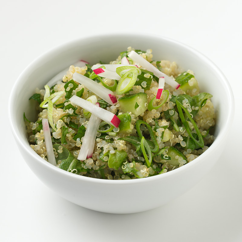 Photo of  Quinoa Salad with Greens by WW