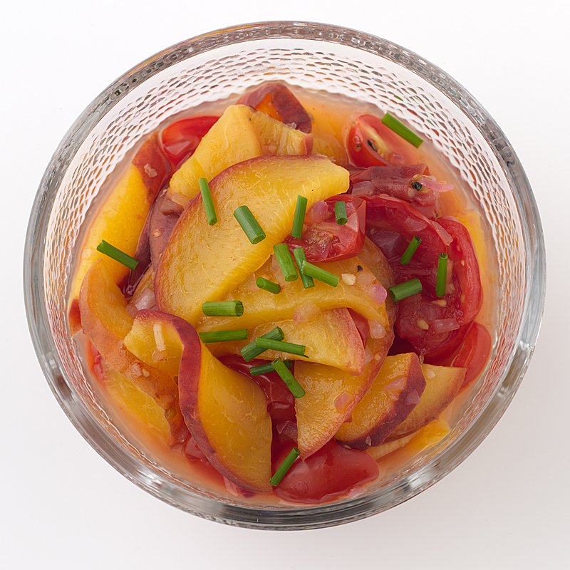 Photo of Hot Peach Salsa  by WW