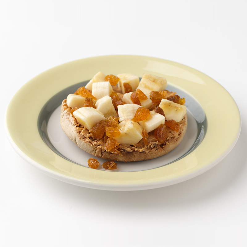 Photo of Peanut Butter and Fruit Breakfast Muffin by WW