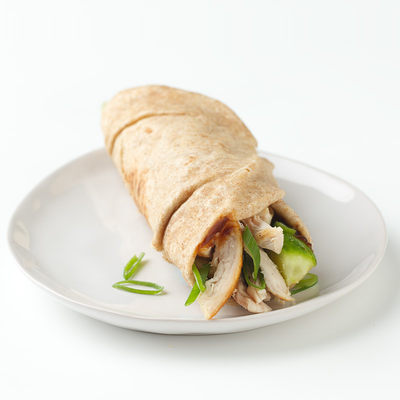 Photo of SW Moo Shu Chicken Wrap by WW