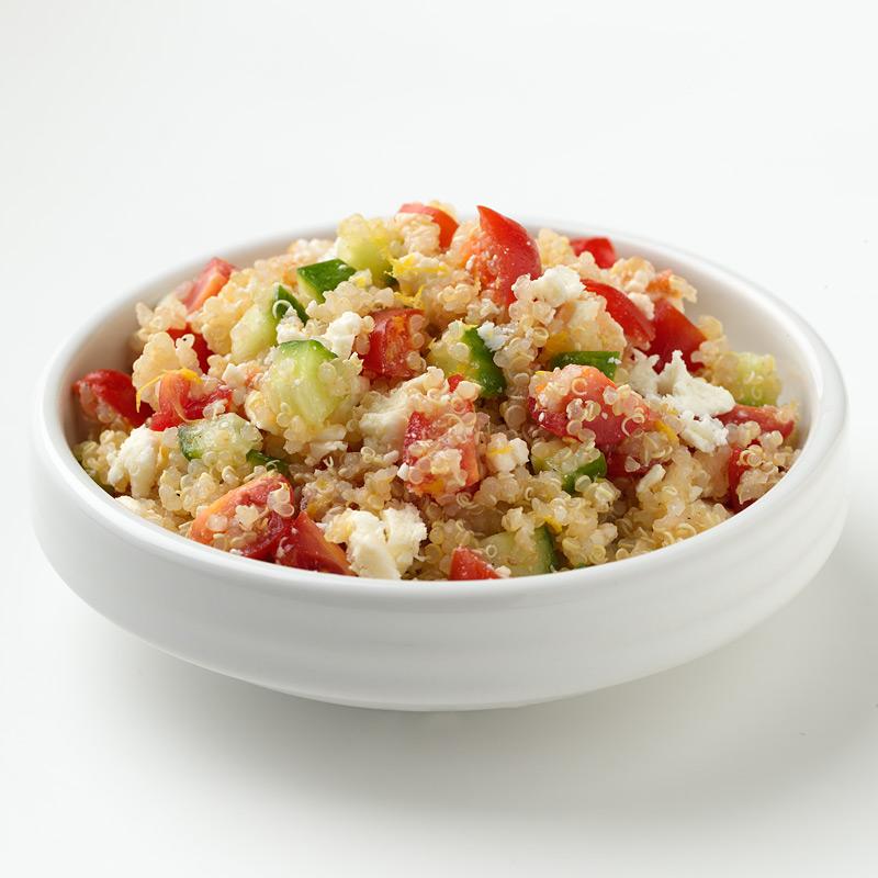 Photo of Quinoa, Tomato and Feta Salad  by WW