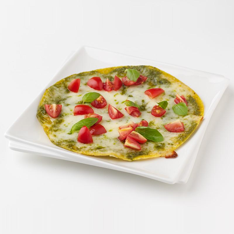 Photo of Pesto Tortilla Pizza by WW