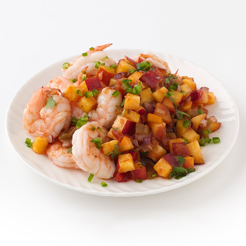 Photo of Shrimp with Fruit Salsa  by WW