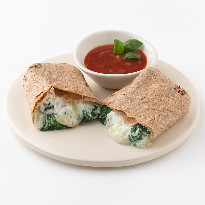 Photo of Spinach Calzone  by WW