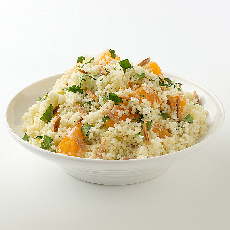 Photo of Couscous with Clementines and Almonds by WW
