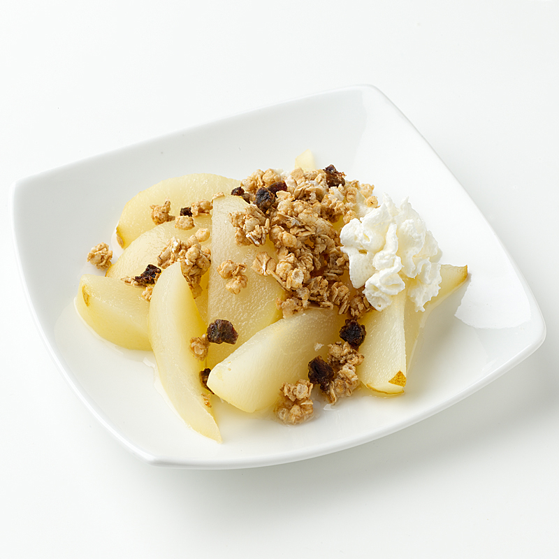 Photo of Quick Pear Crisp by WW