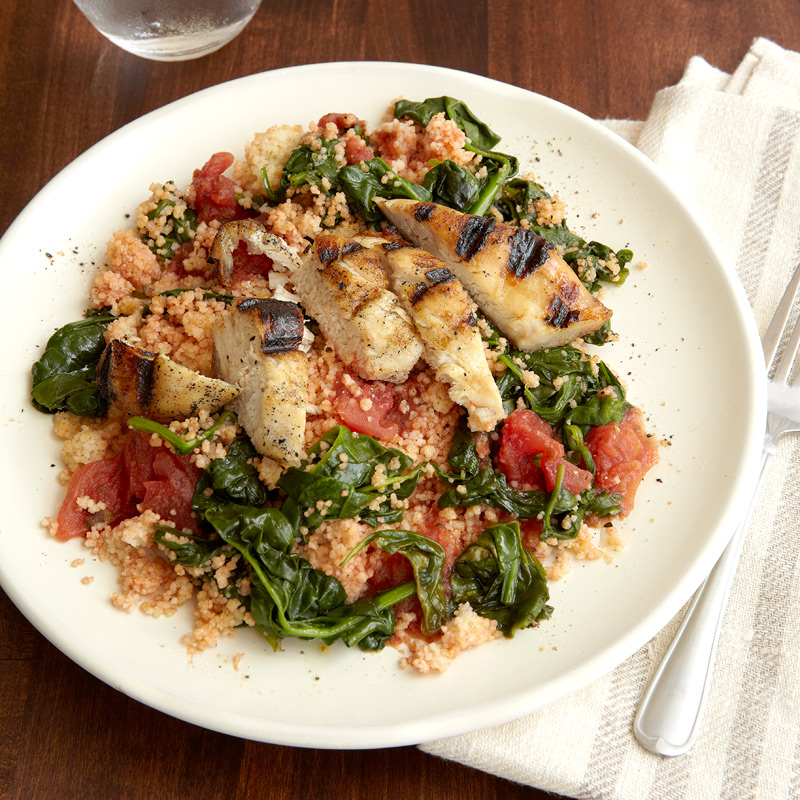 Photo of Couscous with Chicken & Vegetables by WW