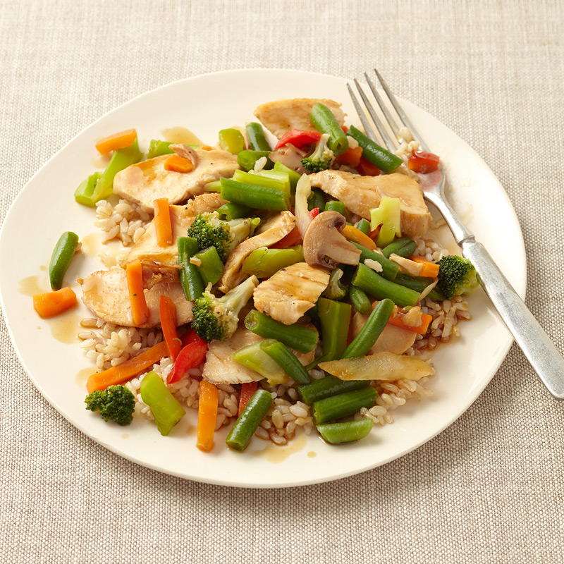 Photo of Quick Chicken Teriyaki   by WW
