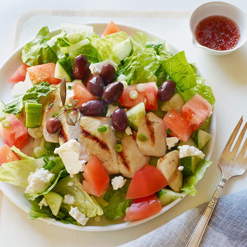 Photo of Greek Chicken Salad by WW