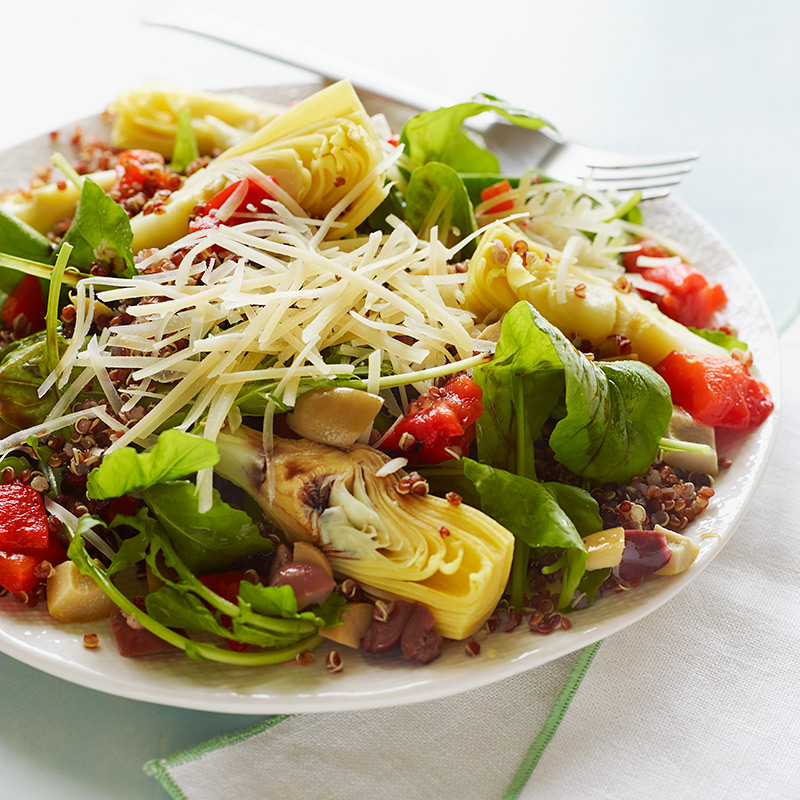Photo of Italian Arugula and Quinoa Salad  by WW