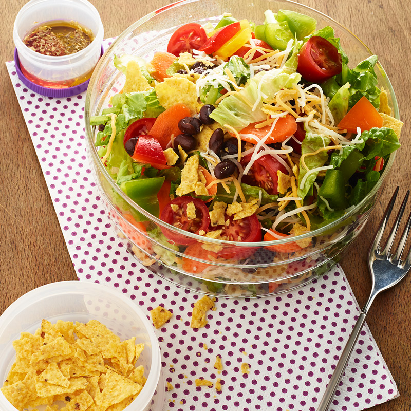 Photo of Black Bean and Veggie Salad  by WW