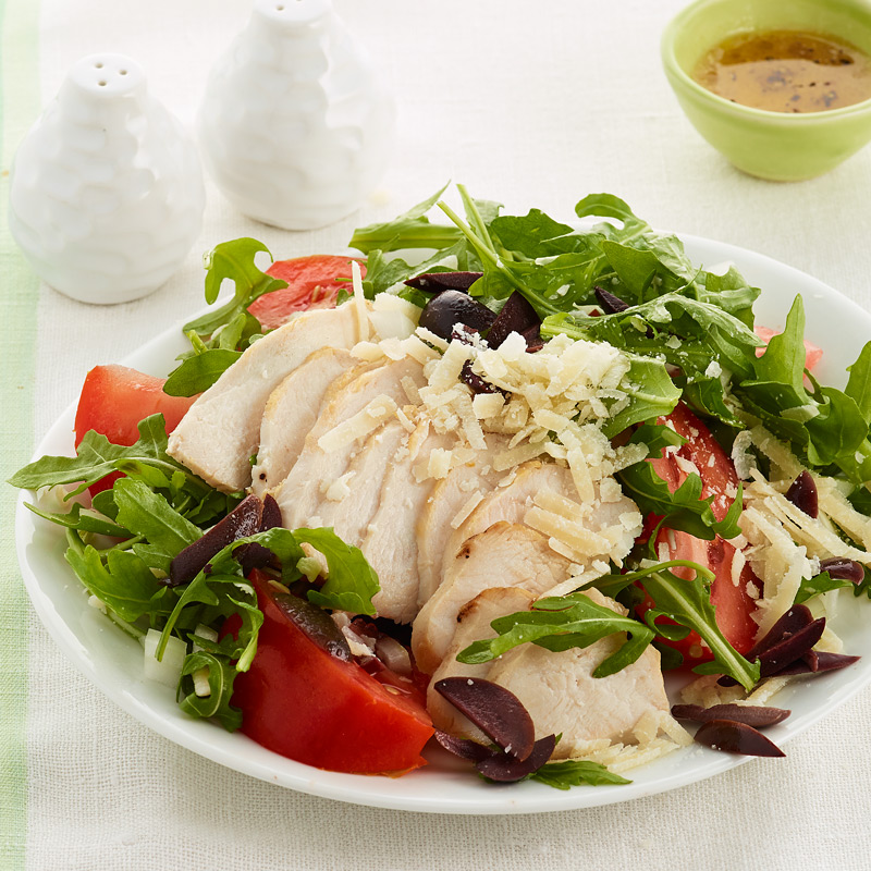Photo of Italian Chicken Salad with Olives and Parmesan  by WW