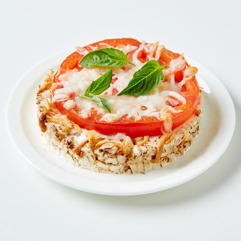 Photo of Margherita Rice Cake Pizza by WW