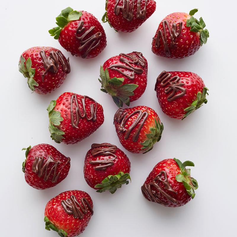 Photo of Chocolaty Strawberries by WW