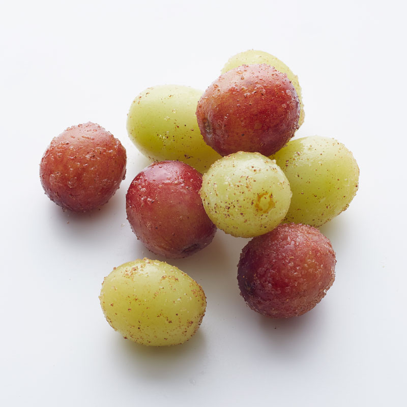 Photo of Frosty Frozen Grapes by WW