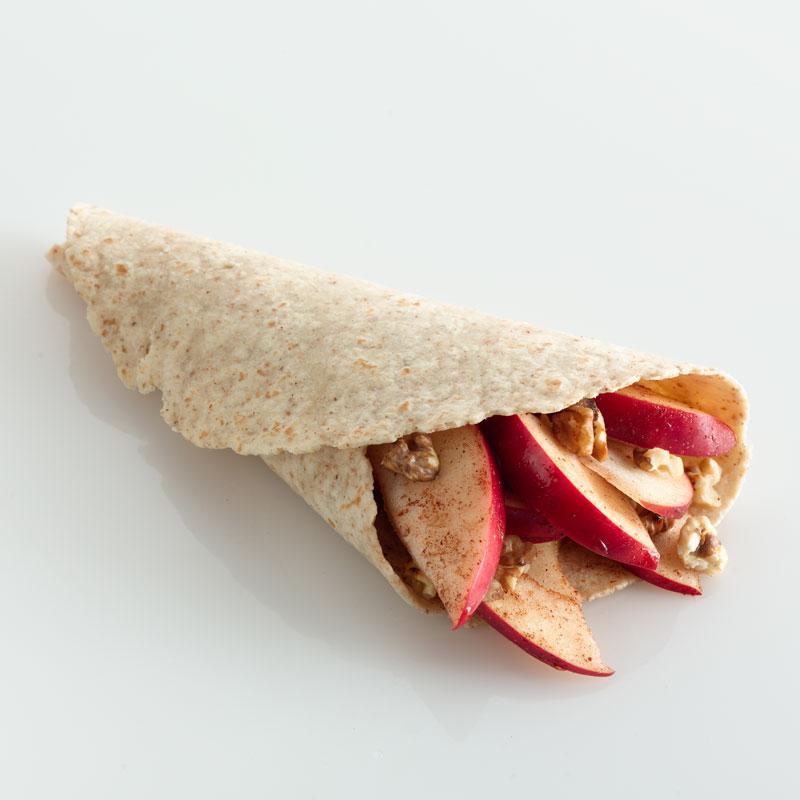Photo of Crunchy Apple Pie Wrap by WW