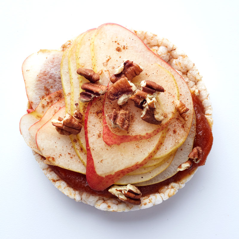 Photo of Pumpkin-pear tartlet by WW