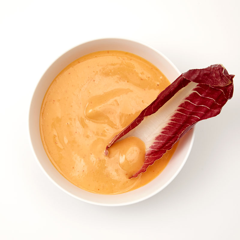 Photo of Sesame-Ginger Miso Dip by WW