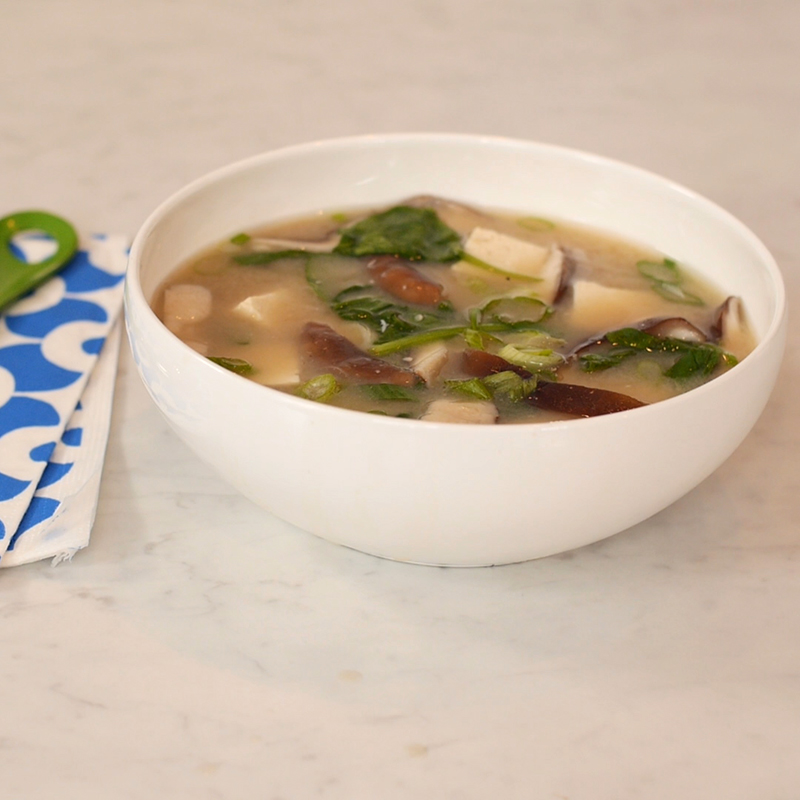 Photo of Miso Soup by WW