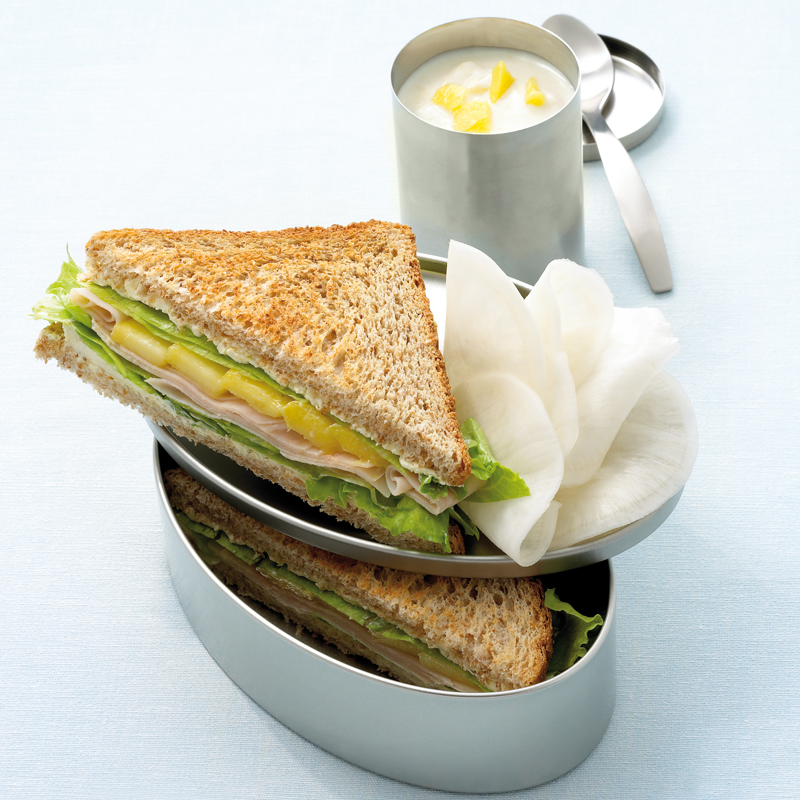 Photo de Sandwich au poulet et à la mangue prise par WW