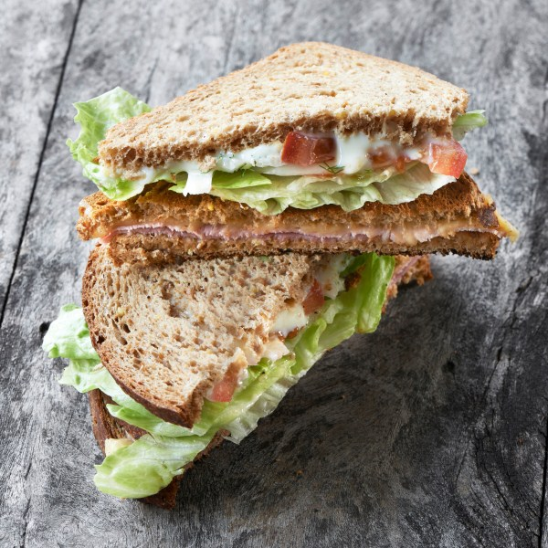 Foto van Weight Watchers croque door WW