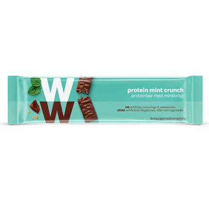 Protein Bar Mint Crunch