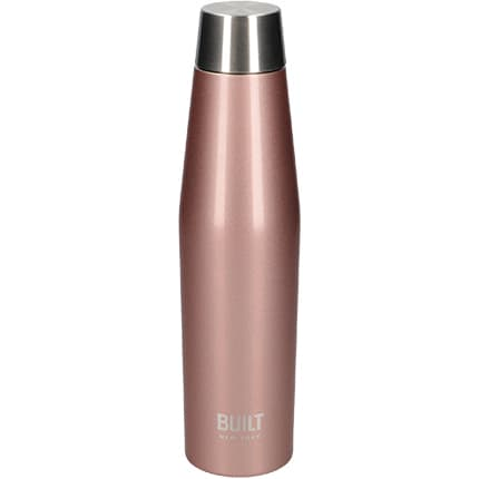 Perfect Seal Water Bottle 540ml - Rose Gold