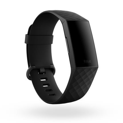 Fitbit Charge 4 - Black display off