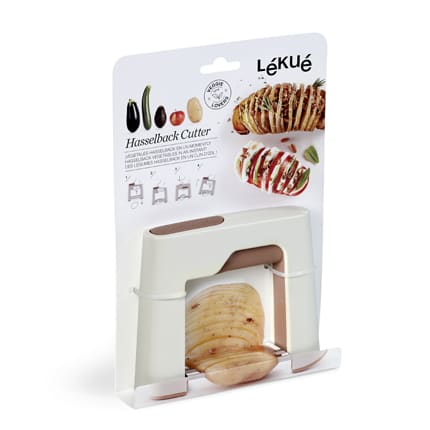 Hasselback Cutter - front of pack