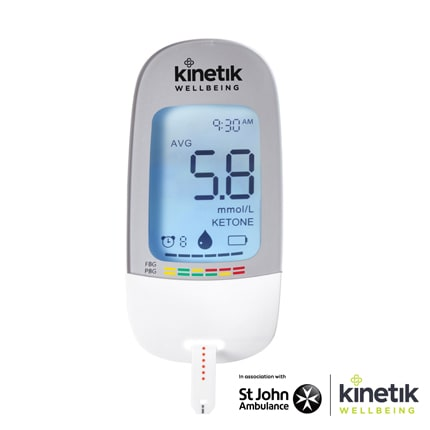 Kinetik - Blood Glucose Monitor