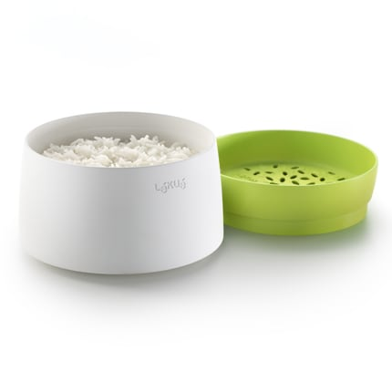Rice Cooker with rice
